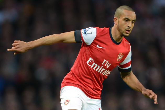 Walcott Scores Within First 20 Seconds
