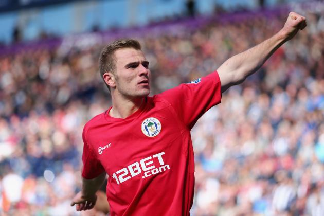 West Bromwich Albion 2 Wigan Athletic 3: match report - Telegraph