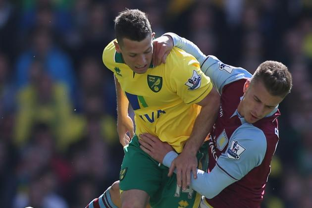 Norwich City Staring into the Abyss After Late Premier League Heartache