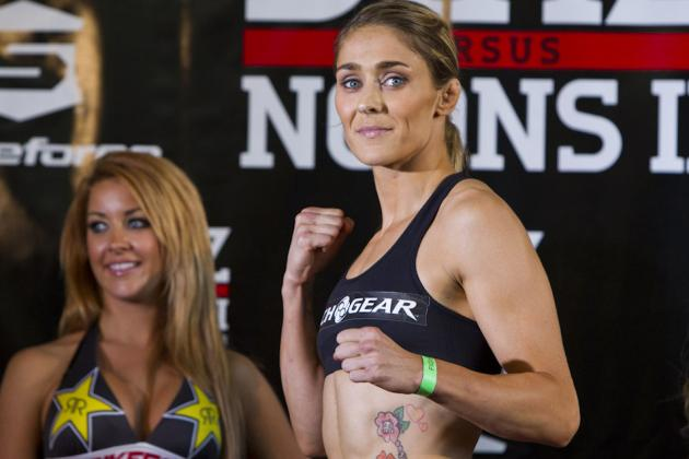 Marloes Coenen on Cyborg: 'I Don't Think She's on the Stuff Anymore'