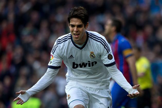 La Liga: Real Madrid's Kaka Rules out Move Back to His Native Brazil
