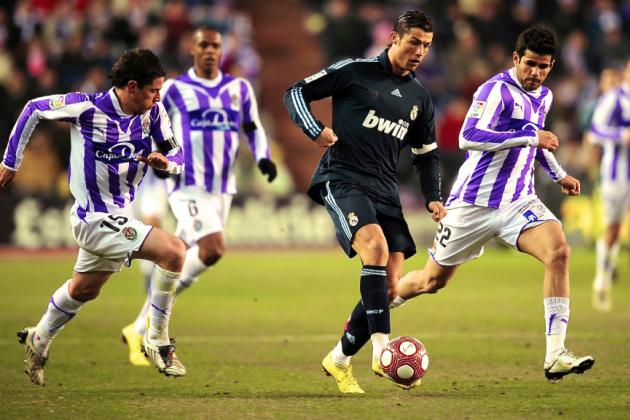 Real Madrid vs. Real Valladolid: La Liga Live Score, Highlights and Recap
