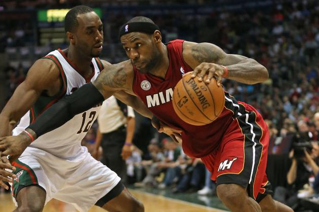 Heat Playoff Schedule: Eastern Conference Semifinals