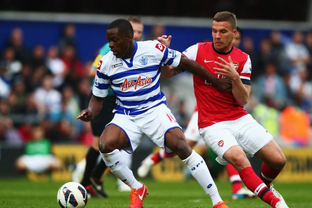 Match Report: QPR 0-1 Arsenal
