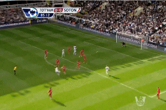 Bale's Sparkling Game-Winner