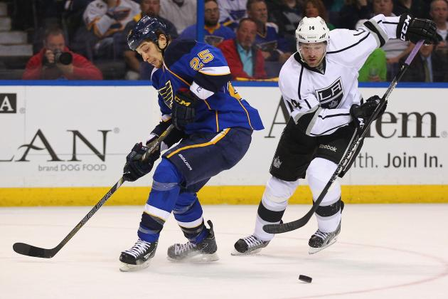 Stanley Cup Playoffs: Los Angeles Kings Must Rebound Offensively Back Home