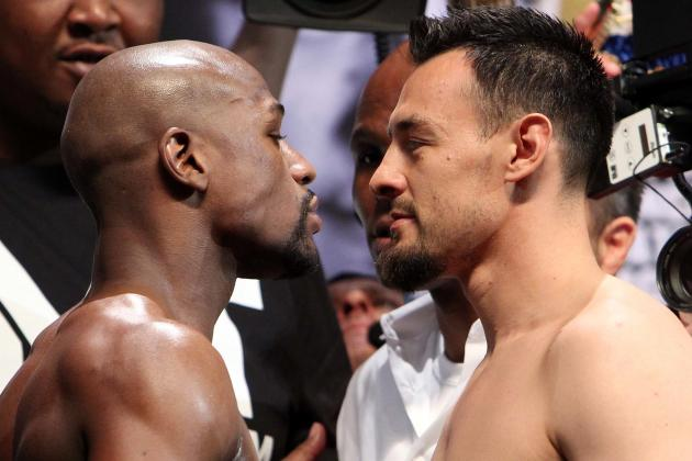 Mayweather vs. Guerrero Fight: Full Profile on Each Fighter
