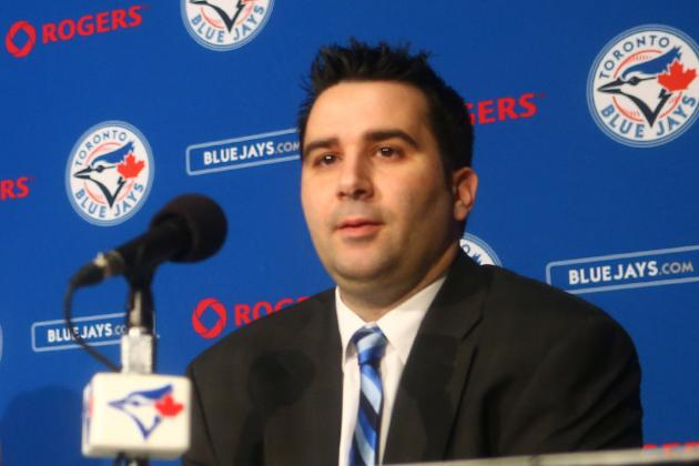 Hints of Fraying Seen in Blue Jays Clubhouse, but GM Says Mood OK