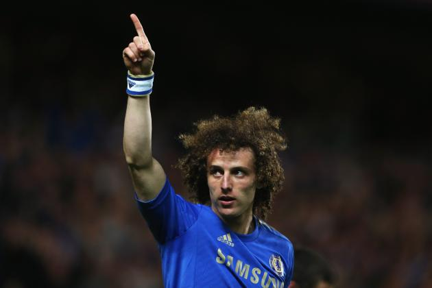 Chelsea's David Luiz Praises the Influence Rafael Benitez Has on the Team