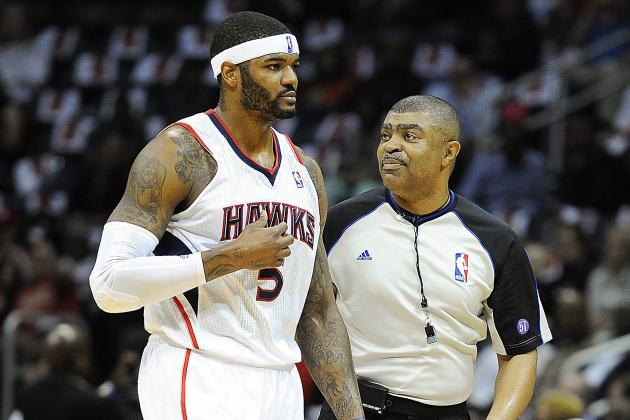 This Isn't the Way Josh Smith Wanted to Go out