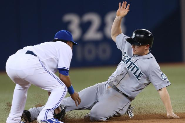 Ackley's Slam Sends Jays' Dickey to 5th Loss