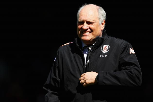 Fulham Boss Martin Jol Insists His Side Arent Safe from Relegation Yet