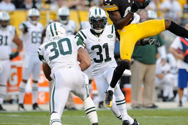 Intel on New York Jets' Undrafted Rookie Defensive Backs