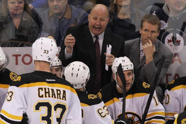 Claude Julien Noncommittal About Lineup Changes
