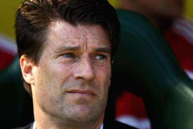 Michael Laudrup Was Pleased by Swansea's 0-0 Draw with Manchester City