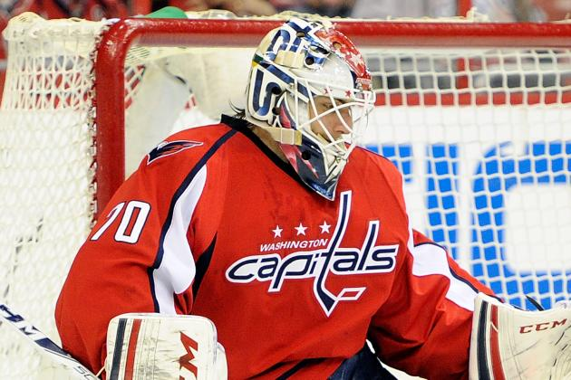 Capitals Beat Rangers 1-0 in OT to Take 2-0 Series Lead