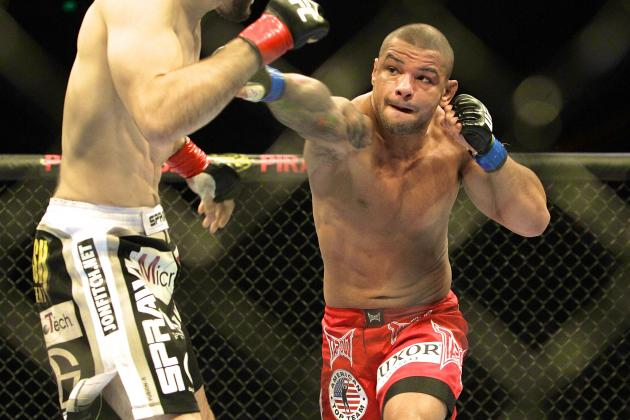 Matt Brown vs. Thiago Alves Verbally Agreed for UFC on Fox Sports 1 in Boston