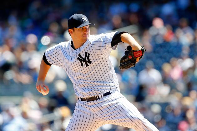 Phil Hughes Dominates in Yankees' 4-2 Win over Oakland A's