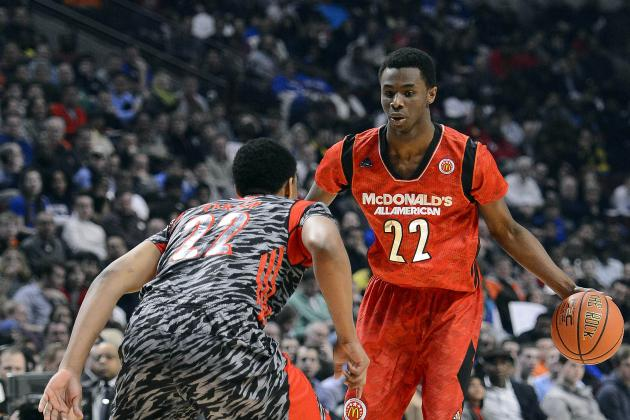 Andrew Wiggins' Decision Will Be Worth Wait for School That Lands Prep Phenom