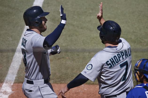 Mariners 8, Blue Jays 1