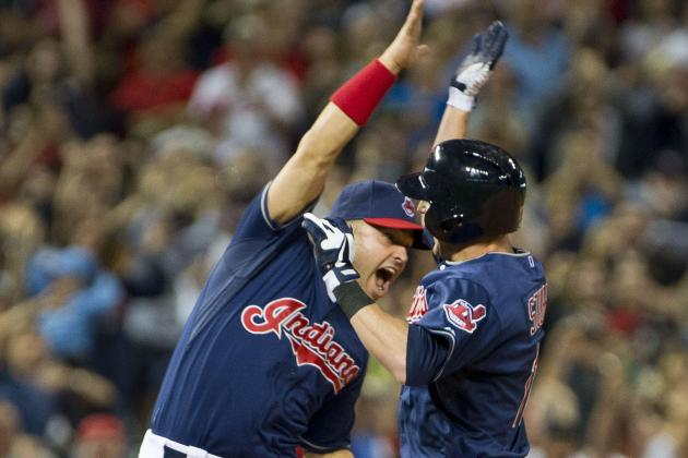 Cleveland Indians Win 6th Straight with 7-3 Victory over Twins