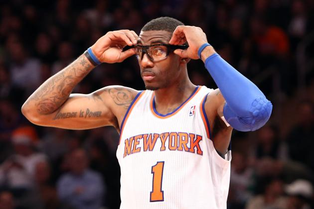 Will Amar'e Stoudemire's Return Help or Hurt the Knicks Against the Pacers?