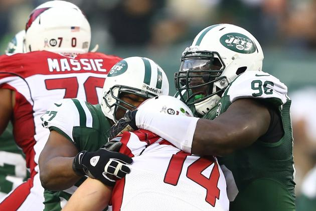 Is New York Jets Defensive End Muhammad Wilkerson One of the Best in the NFL?