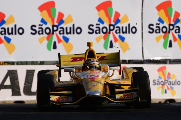 Sao Paulo Indy 300 2013: Start Time, Lineup, TV Schedule and More