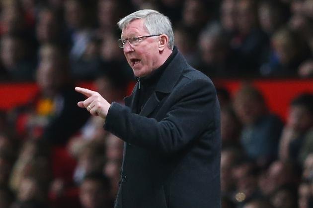 Ferguson 'No Plans' to Quit Man Utd