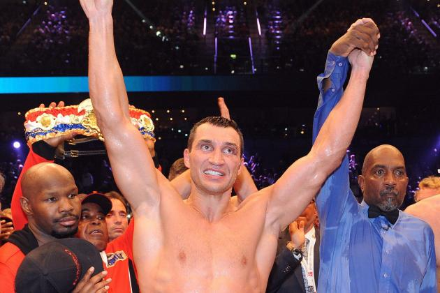 Klitschko vs. Pianeta Results: Dr. Steelhammer Proves He's Still Dominant