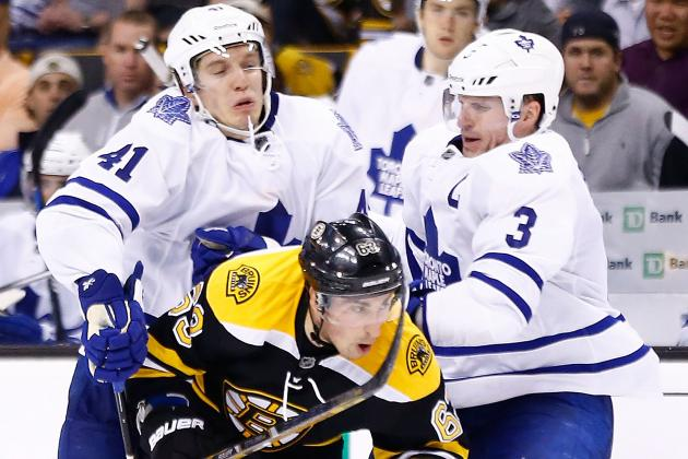 Maple Leafs vs. Bruins: ESPN GameCast