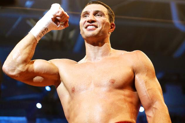 Wladimir Klitschko vs. Francesco Pianeta: Round-by-Round Highlights and Recap