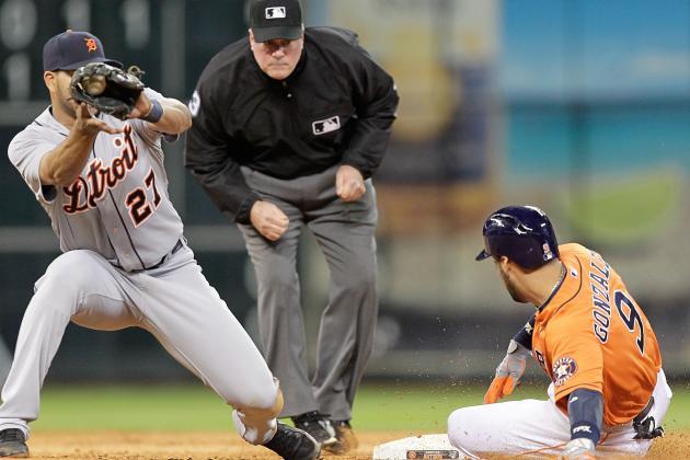 ESPN Gamecast: Tigers vs. Astros
