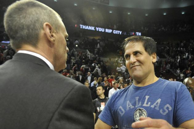 Stars Lined Up for Mavs This Summer?