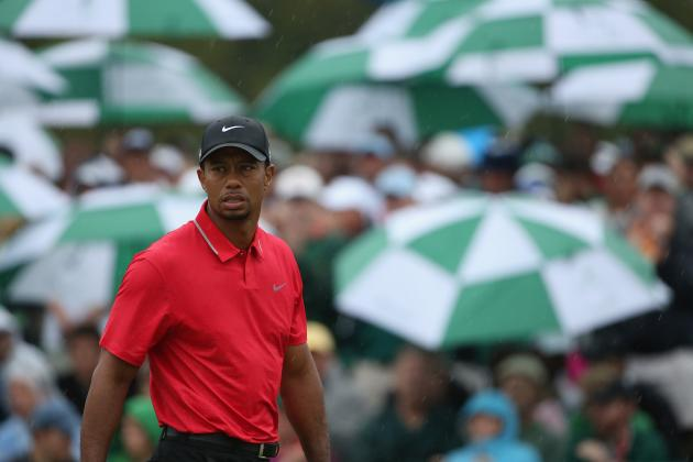 Tiger Woods Needs Strong Performance in 2013 Players Championship