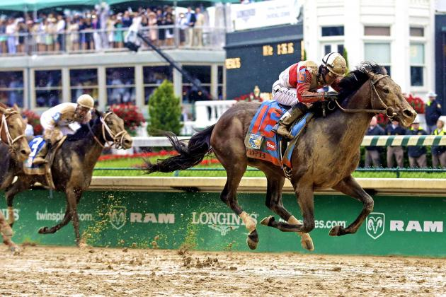 2013 Kentucky Derby Results: Winner, Payouts and Full Order of Finish