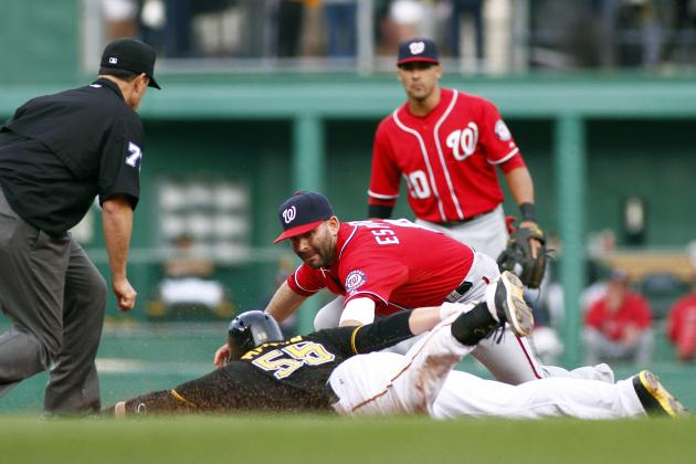 Nationals 5, Pirates 4