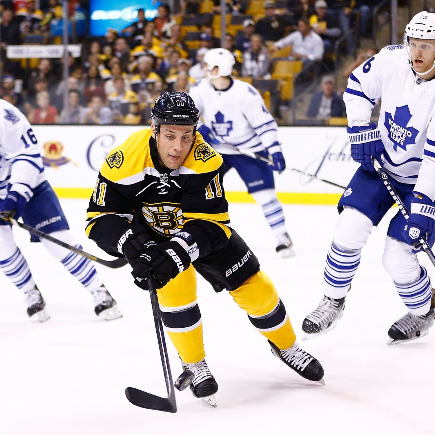Maple Leafs Vs. Bruins: Instant Analysis, Updates And