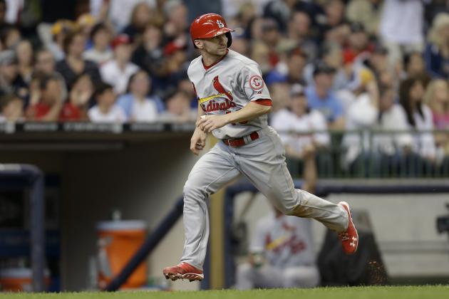 Cardinals 7, Brewers 6