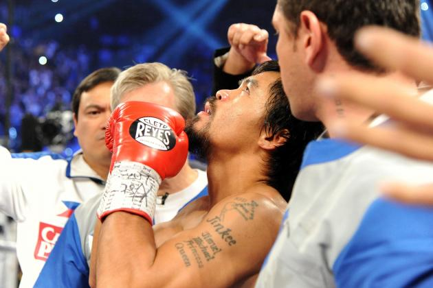 Manny Pacquiao Still Open to Floyd Mayweather Super-Bout