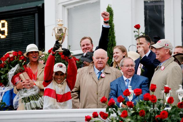 Kentucky Derby 2013 Replay: Video Highlights of Orb's Win
