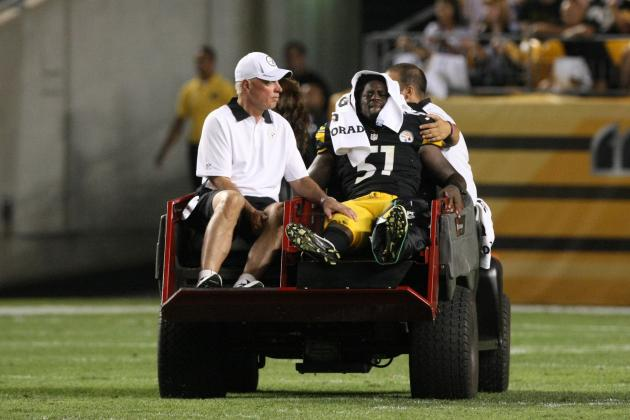 Tomlin Believes Sean Spence Will 'Have a Full Recovery' from Knee Injury