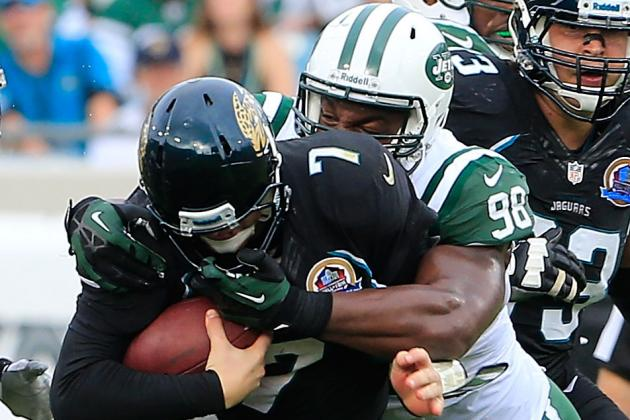 On the New York Jets' New Front 7: An Interview with SNY's Bent