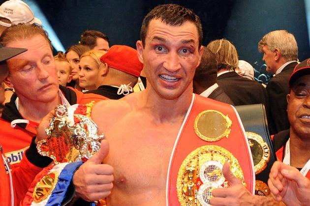 Wladimir Klitschko vs Francesco Pianeta: Live Round by Round Updates & Analysis