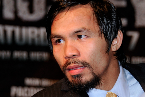 Pacquiao Still Wants Mayweather Fight