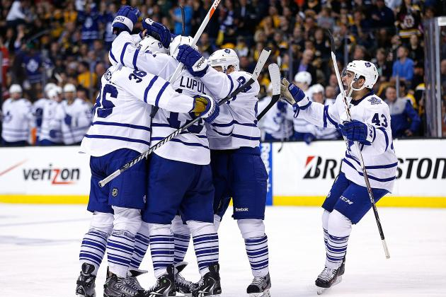 Maple Leafs vs. Bruins: Instant Analysis, Updates and Score