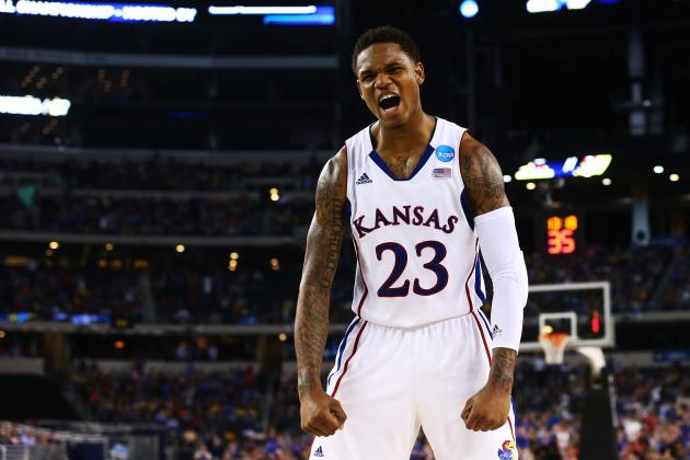 2013 NBA Draft: Scouting Report on Ben McLemore of the Kansas Jayhawks