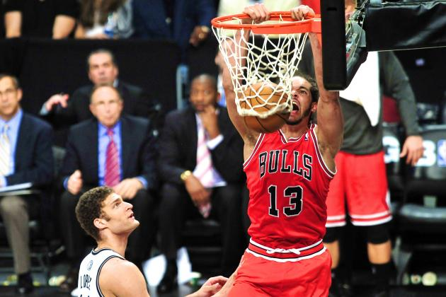 Bulls vs. Nets Game 7: Live Score, Highlights and Analysis
