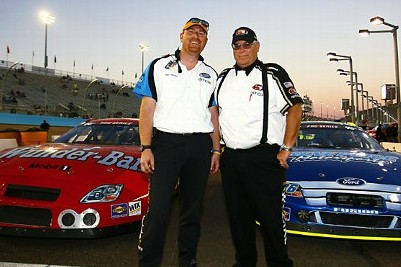 Openly Gay NASCAR Official Setting Example
