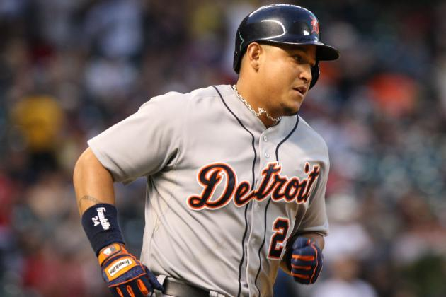Cabrera (4-for-4, 6 RBIs) Ignites Tigers' Rout